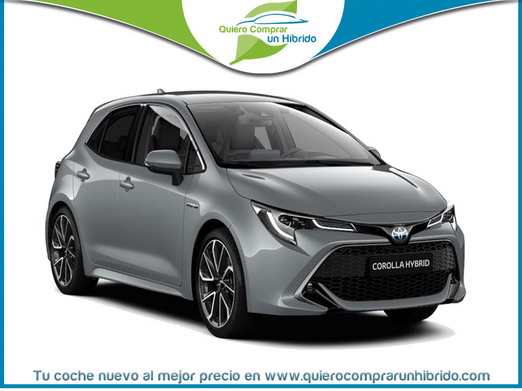 TOYOTA COROLLA ADVANCE GRIS MANHATTAN