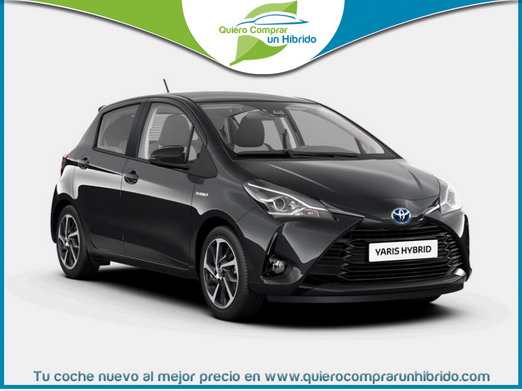TOYOTA YARIS FEEL NEGRO