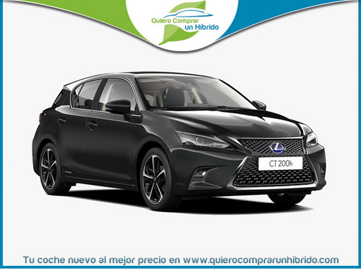 LEXUS CT 200H BLACK&GREY EDITION