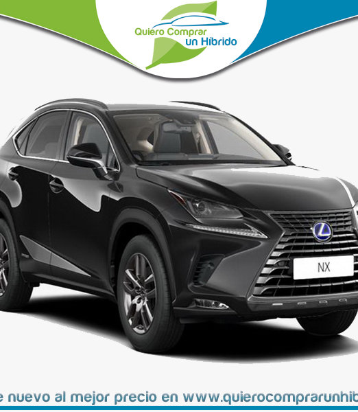 LEXUS NX 300H EXECUTIVE NEGRO GRAFITO