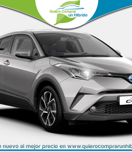 TOYOTA C-HR ADVANCE GRIS DIAMANTE